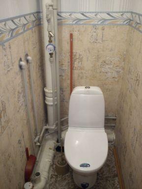 стоимость замены стояка отопления в квартире Стояк ГВС с полотенцесушителем — 2490 руб.