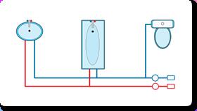 замена труб в туалете стоимость- Стоимость замены труб 3 прибора цена — 4000 руб.