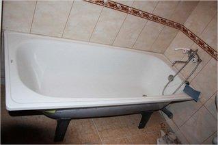 сколько стоит замена ванны