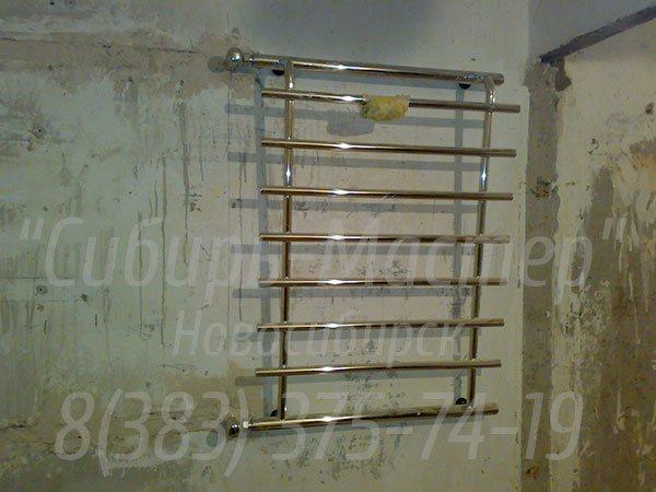замена стояка полотенцесушителя цена - от 1500 руб. Сибмастер 375-74-19