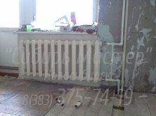 Замена батарей отопления в Новосибирске цены 375-74-19